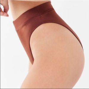 NWT Vintage UO high waisted bikini bottoms